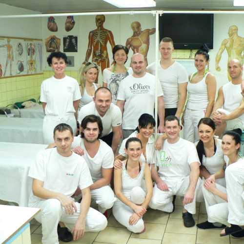Škola pre masérov - ŠKOMAS